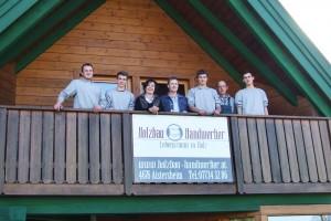 Team Holzbau Handwerker